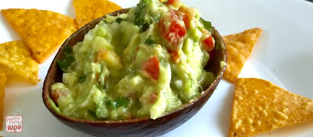 Guacamole Recipe – Easy & Quick