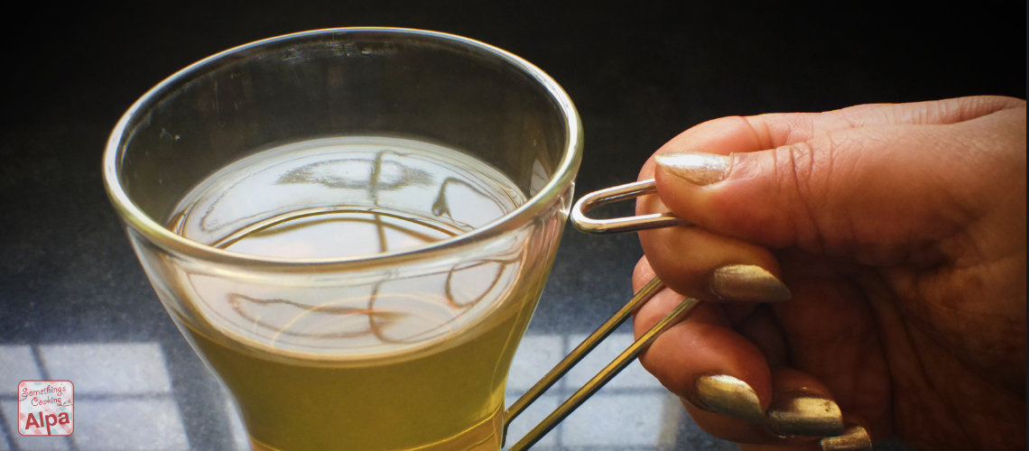How to make Green Tea – Brew it the right way