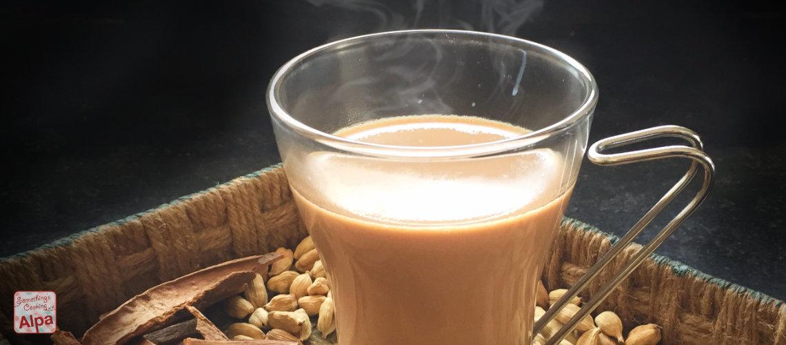How to make Masala Chai ( Masala tea / Spiced tea)