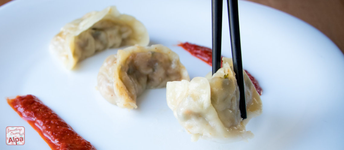 How to make veg Momos at home