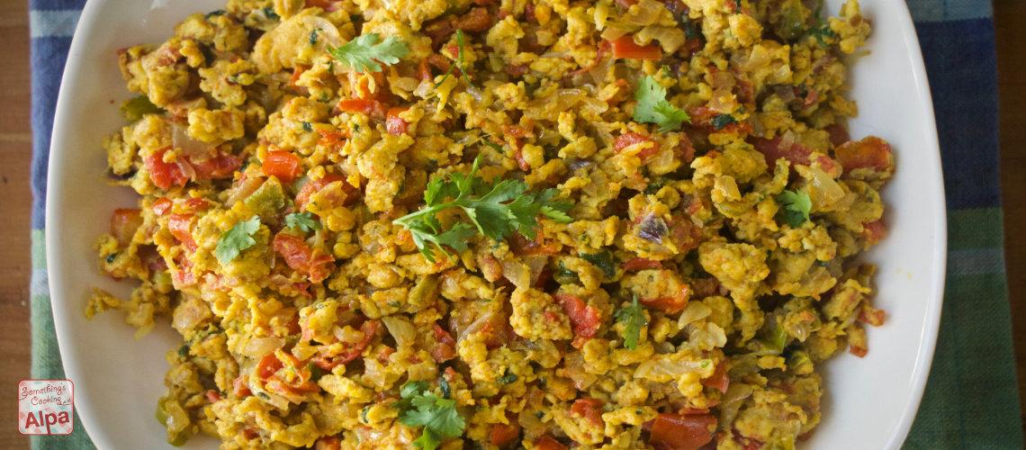 Egg Bhurji / Anda Bhurji recipe