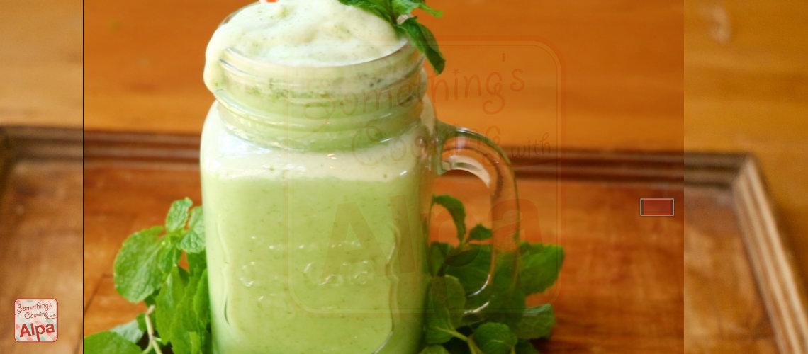Spiced Buttermilk recipe – Masala Chaas.