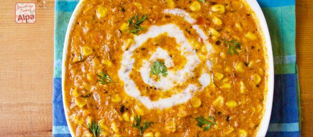 Corn Sabzi