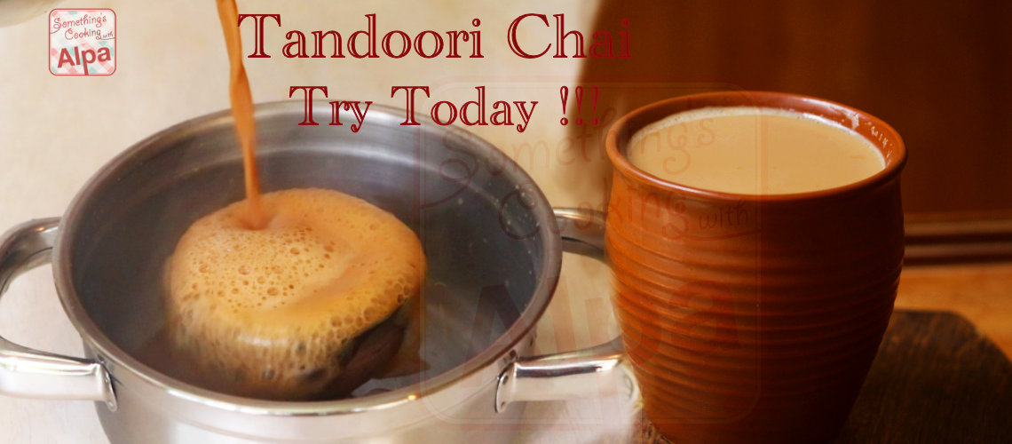 Tandoori Chai, Smoky Flavored Tea