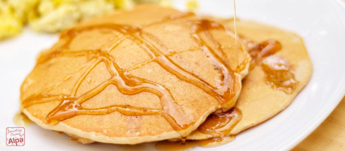 Pancake Recipe – Homemade & Best