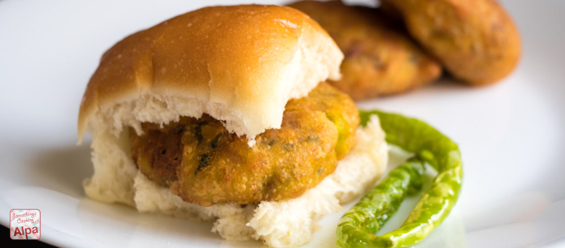 Best Vada Pav Recipe