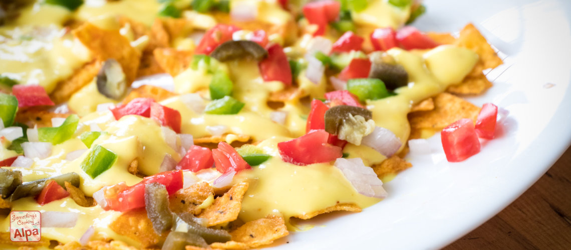 Homemade Nacho Cheese Sauce – Easy And Delicious