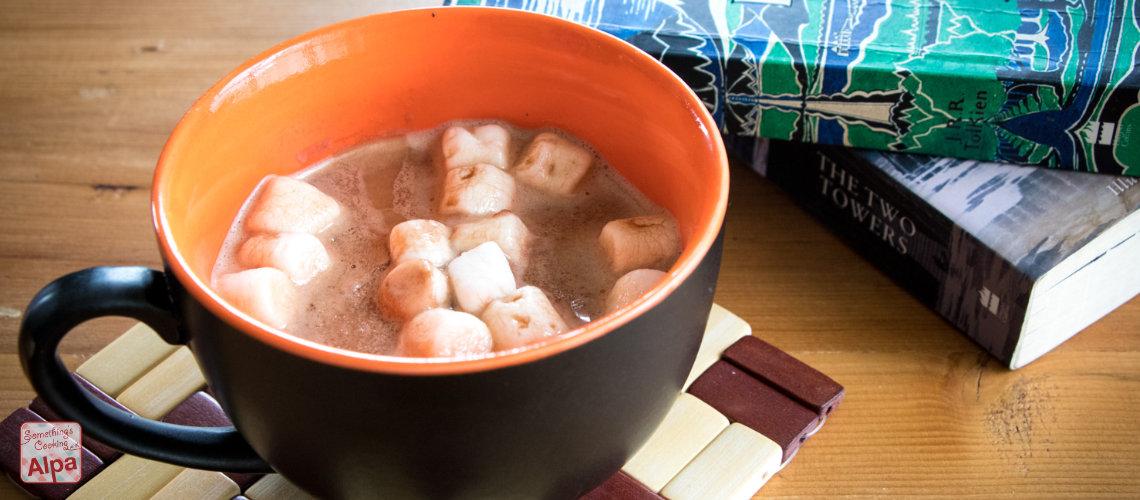 Homemade Starbucks Hot Chocolate – CopyCat Recipe :)