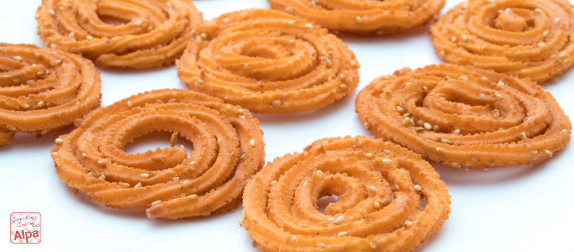 Instant Diwali Chakli –  Quick and Easy snack
