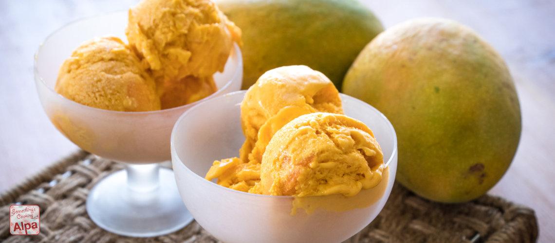 How to make Mango Ice Cream