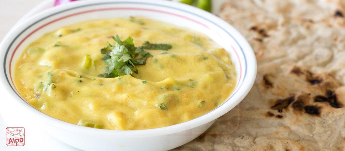 Maharashtrian Pithla Recipe