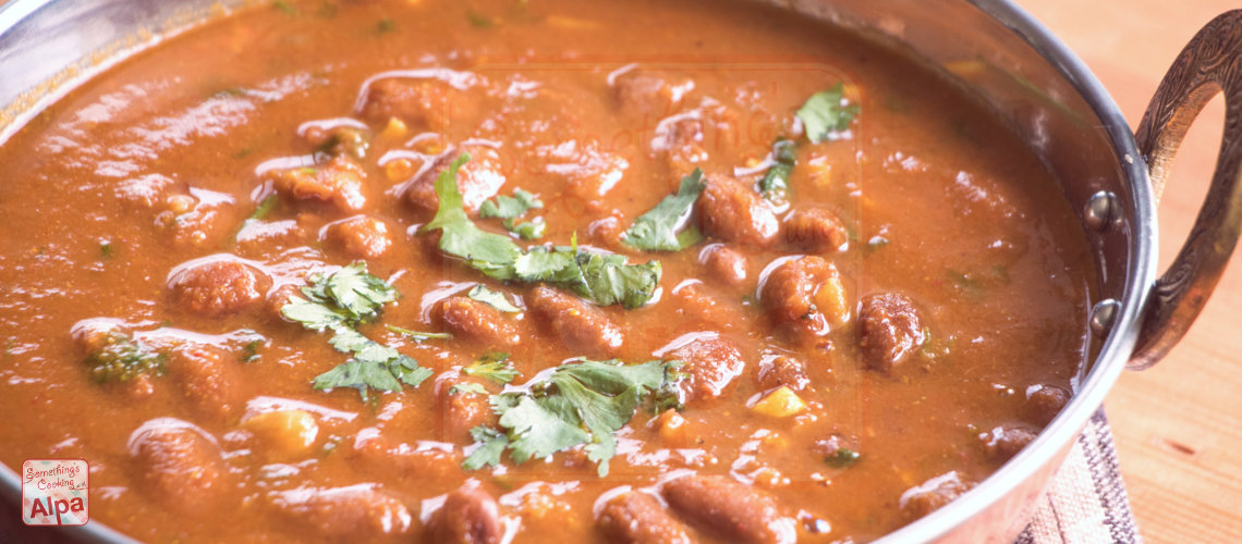 Punjabi Rajma Masala Recipe
