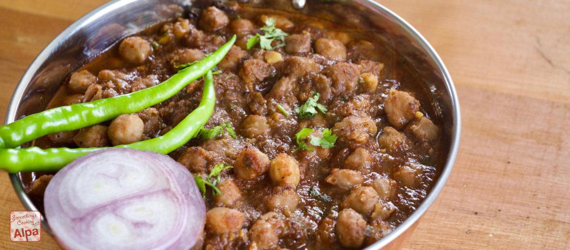 Punjabi Chole Masala recipe