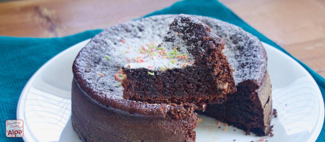 Cooker Multi Grain Healthy Cake Recipe