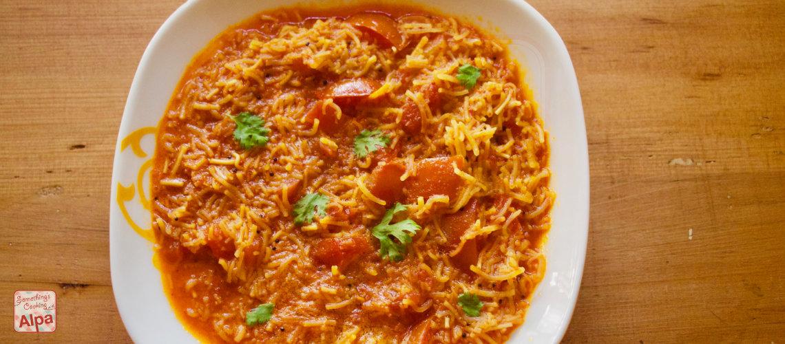Sev Tomato Ki Sabji Recipe