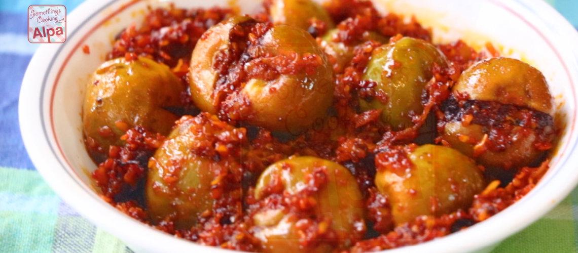 Instant Gunda Pickle Recipe