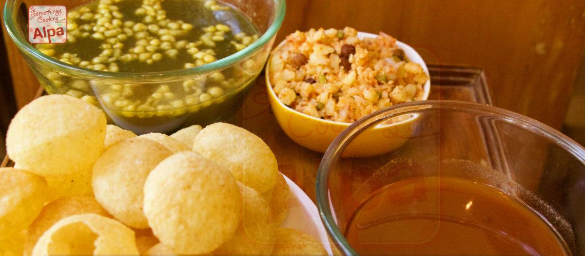 Pani Puri recipe /  Golgappa Recipe / Puchka recipe