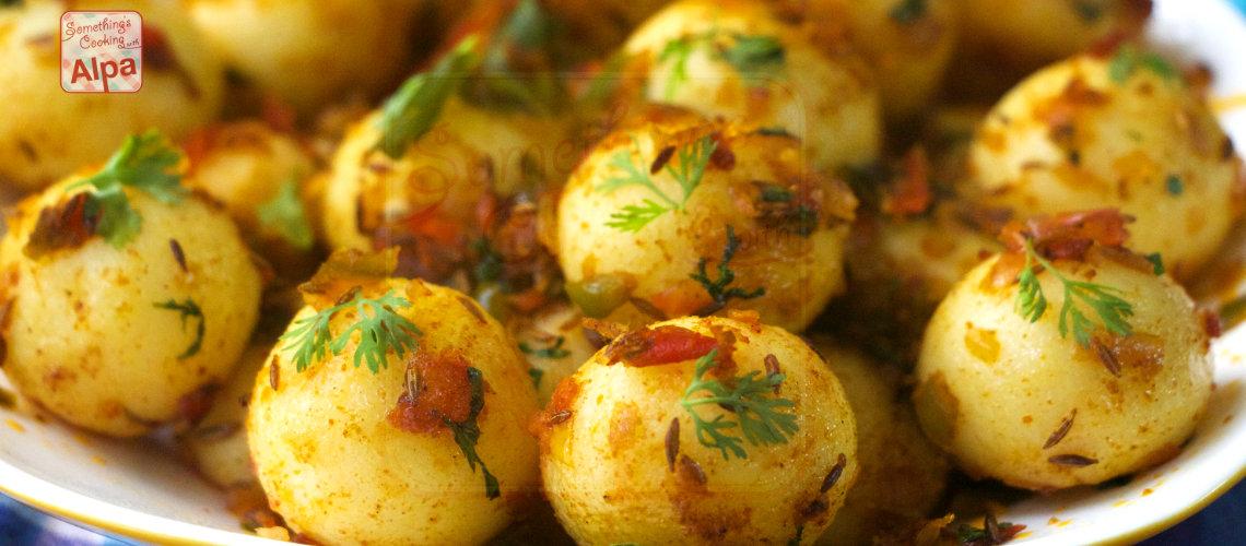 Pav Bhaji Rava Balls, Breakfast Recipes,